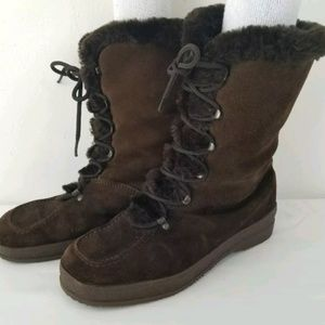 Patons Olympic Womens Winter Boots